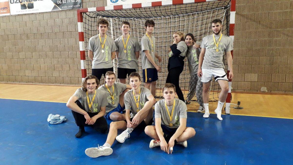 Champions d'académie